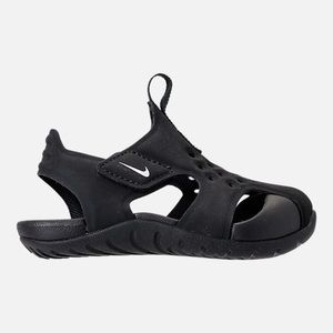 TODDLER NIKE SUNRAY PROTECT 2 HOOKAND LOOP SANDALS